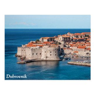 Dubrovnik, Croacia Tarjeta Postal
