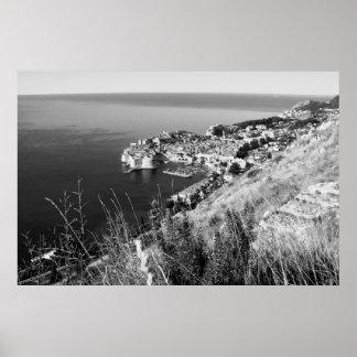 Dubrovnik, Croatia 110 Poster
