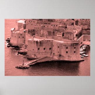 Dubrovnik, Croatia 133 Posters