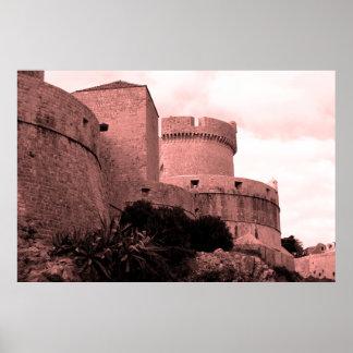 Dubrovnik, Croatia 164a Poster