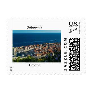 Dubrovnik, Croatia (1st Class 3oz Odd) Stamp