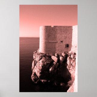 Dubrovnik, Croatia 204a Poster