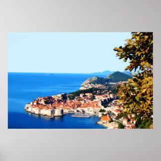 Dubrovnik, Croatia 288 Print