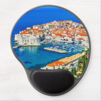 Dubrovnik, Croatia Gel Mouse Pad