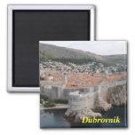 Dubrovnik fridge magnet
