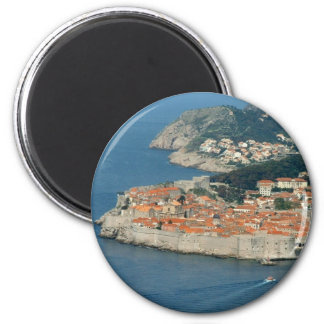 Dubrovnik Imán Redondo 5 Cm