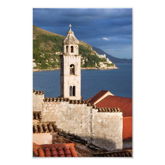 Dubrovnik Old Town in Croatia Photo Print