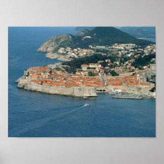 Dubrovnik Póster