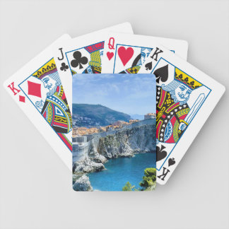 Dubrovnik's Old City Bicycle Playing Cards