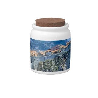 Dubrovnik's Old City Candy Jar