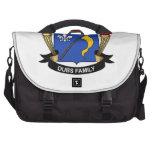 Dubs Family Crest Computer Bag