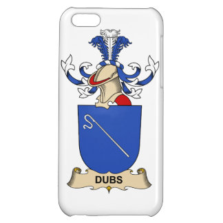 Dubs Family Crest iPhone 5C Cover