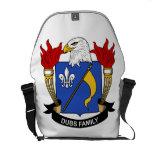 Dubs Family Crest Messenger Bags