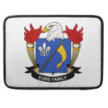 Dubs Family Crest Sleeves For MacBook Pro