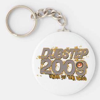 Dubstep 2009 keychain