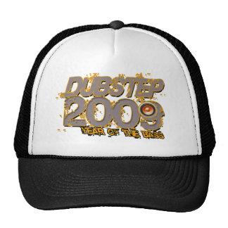 Dubstep 2009 trucker hat