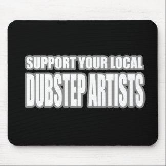 DUBSTEP ARTISTS MOUSEPADS