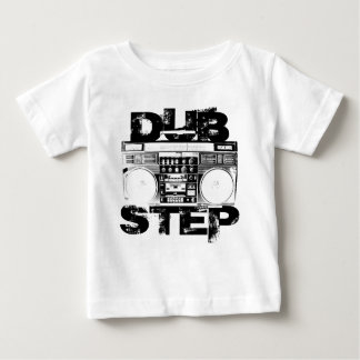 Dubstep Black Boombox Baby T-Shirt