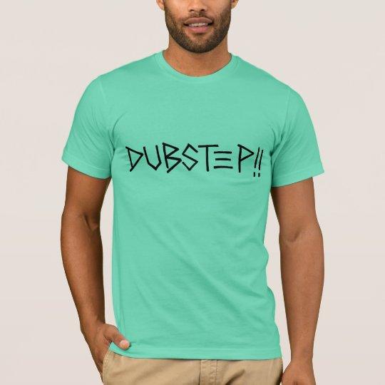 Dubstep!! (Black) T-Shirt