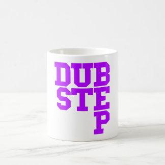Dubstep Blockletter (Purple) Coffee Mug