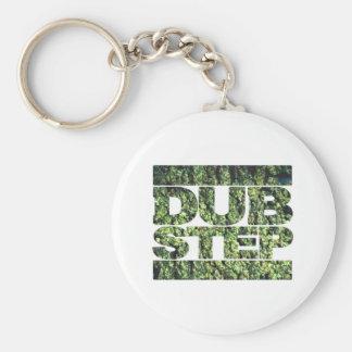 DUBSTEP Buds Dubstep music Keychains