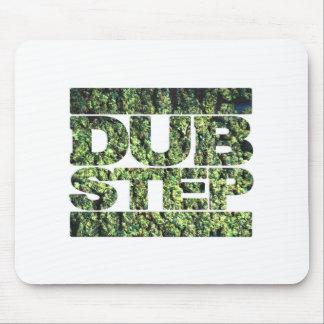 DUBSTEP Buds Dubstep music Mouse Pad