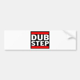 Dubstep Bumper Stickers