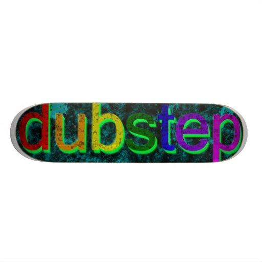 Dubstep Color Spectrum Pro Board Skate Deck
