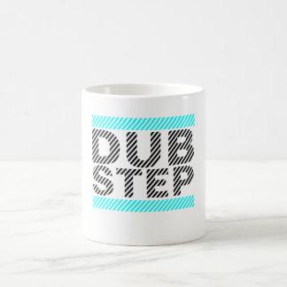 Dubstep Cyan Coffee Mug