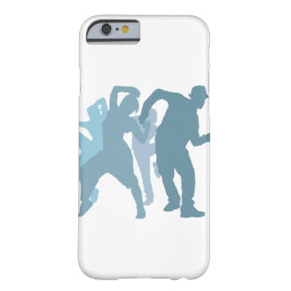 Dubstep Dancers Illustration Barely There iPhone 6 Case