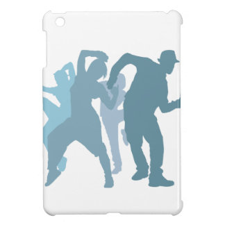 Dubstep Dancers Illustration Case For The iPad Mini