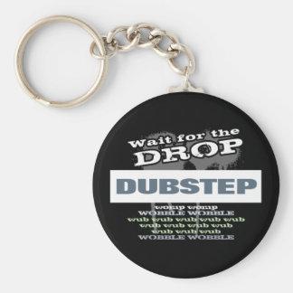 Dubstep Dark Keychains