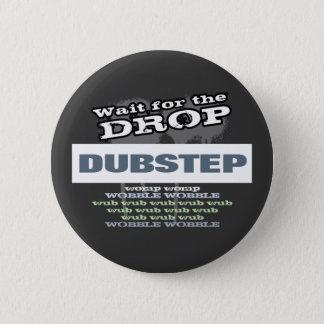 Dubstep Dark Pinback Button