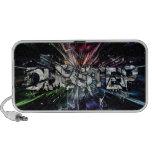 dubstep design portable speaker