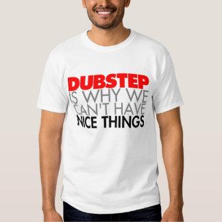 Dubstep es porqué no podemos tener Niza cosas Playeras