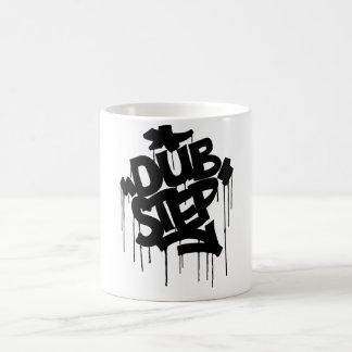 Dubstep FatCap Black Coffee Mug