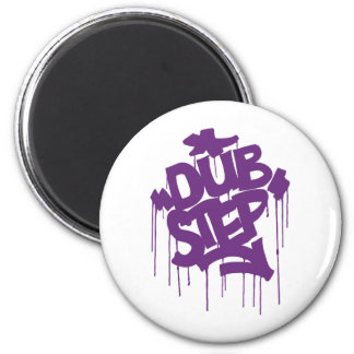 Dubstep FatCap Kush Purple Magnet