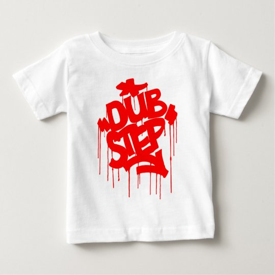 Dubstep FatCap Red Baby T-Shirt