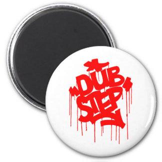 Dubstep FatCap Red Magnet