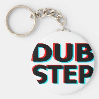 Dubstep Filthy dub step bass techno wobble Key Chains
