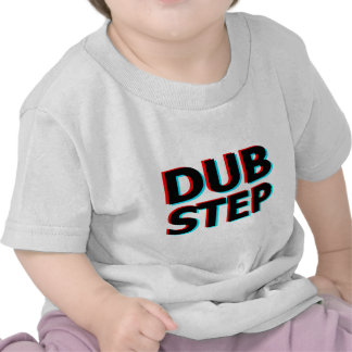 Dubstep Filthy dub step bass techno wobble Tee Shirts