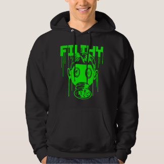 Dubstep Filthy Gas Mask Pullover