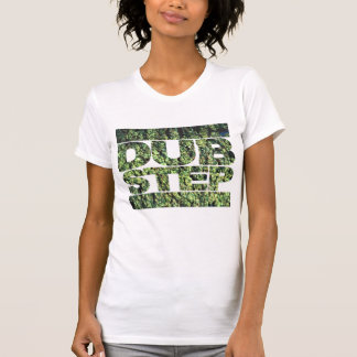 DUBSTEP florece la música de Dubstep Camisetas