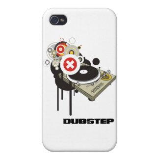 Dubstep iPhone 4 Cárcasa