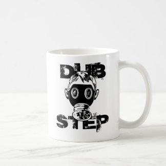 Dubstep Gas Mask Coffee Mug