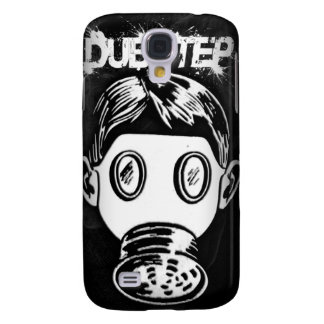 Dubstep Gas Mask Galaxy S4 Cover