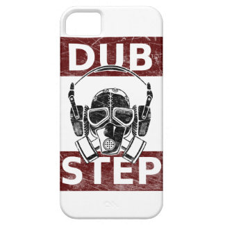 Dubstep gas mask & headphones iPhone SE/5/5s case