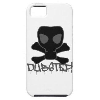 Dubstep Gas Mask Skull iPhone SE/5/5s Case