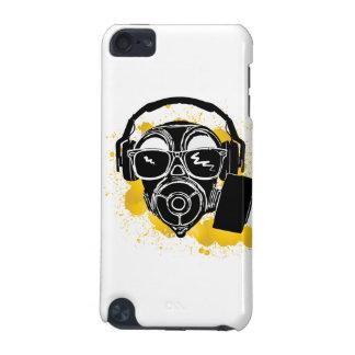 Dubstep Gasmask iPod Touch 5G Case