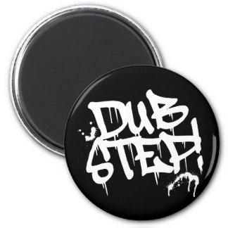 Dubstep Graffiti Style Magnet